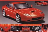 Ferrari 575 Fine Art Print