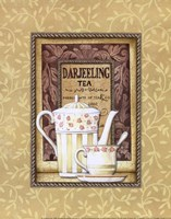 Darjeeling Tea Fine Art Print