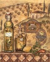 Flavors of Tuscany II Fine Art Print
