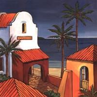 Antigua II Framed Print