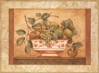 Frutta Alla Siena II Fine Art Print