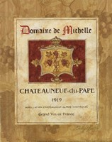 Chateauneuf du Pape Framed Print