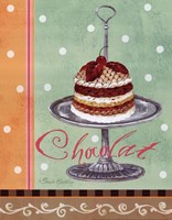 Mint Chocolate Fine Art Print