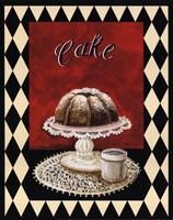 Desserts I Fine Art Print