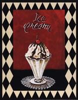 Desserts IV Framed Print