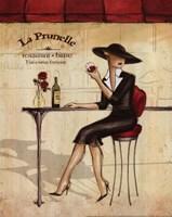 Femme Elegante IV Fine Art Print