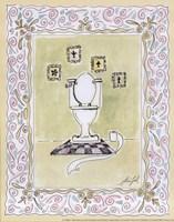 Toilette II Framed Print