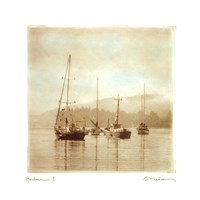 Harbour I Fine Art Print