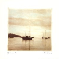 Harbour II Framed Print