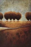 Abstract Landscape II Fine Art Print