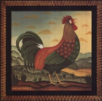 Rooster Fine Art Print