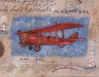 Antique Travel II Fine Art Print