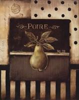 Poire Framed Print