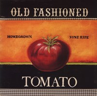 Old Fashioned Tomato Fine Art Print