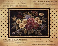 Vintage Bouquet II Fine Art Print