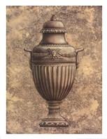 Classical Urn Series 1-B Fine Art Print