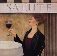 Salute II Fine Art Print