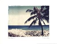 Blue Horizon I Fine Art Print