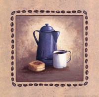 American Coffee Fine Art Print