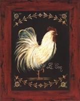 Le Coq Framed Print