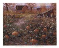 Harvest Memory Fine Art Print