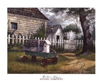 Antique Wagon Fine Art Print