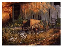 Abandoned Beauty Fine Art Print