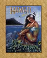 Aloha Hawaii Fine Art Print