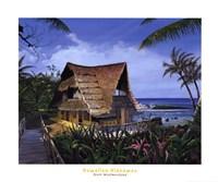 Hawaiian Hideaway Fine Art Print
