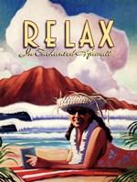 Relax Fine Art Print