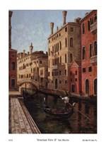 Venetian View II Fine Art Print