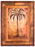Palm Passage II Fine Art Print