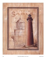 Little Sable Lighthouse Fine Art Print