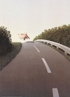 Highway Pig Fine Art Print