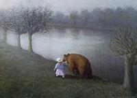 The Bear Fine Art Print