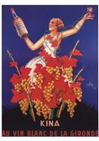 Kina Fine Art Print
