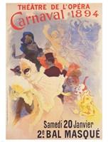 Theatre de l'Opera Fine Art Print