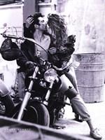 Harley Davidson Fine Art Print