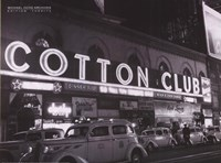 Cotton Club Fine Art Print