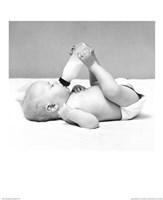 Thirsty Baby Fine Art Print