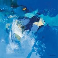 Bleu Fine Art Print