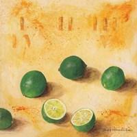 Limon Framed Print