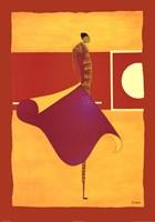 Torero a La Cape II Fine Art Print