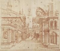 Roman Perspective Fine Art Print