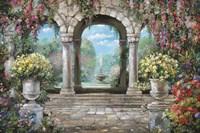 Belle Fontaine Fine Art Print