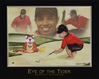 Eye of the Tiger Fine Art Print
