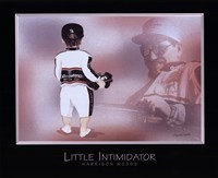 Little Intimidator Fine Art Print