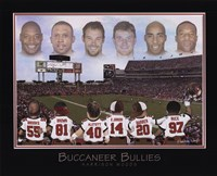 Buccaneer Bullies Framed Print