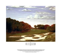 Late Season at Bethpage Black Fine Art Print