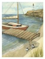 Sunday Sail II (PT) Fine Art Print